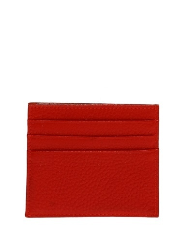 Cotton Bar Clutch / El Çantası Kırmızı
